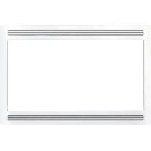 Frigidaire Gallery White 27'' Microwave Trim Kit