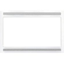 Frigidaire Gallery White 27'' Microwave Trim Kit