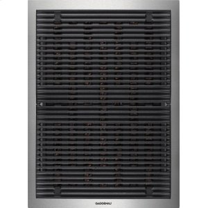 "GaggenauVario 400 Series Electric Grill Stainless Steel Width 15"" (38 Cm)"