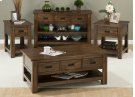 Coolidge Corner Three Drawer Cocktail Table Product Image