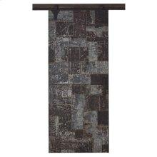 Urban Single Sliding Door w/ Recycle Tin