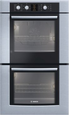 """30"""" Double Wall Oven 500 Series - Stainless Steel HBL5650UC"""