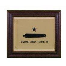 """Small """"Come and Take It"""" Flag W/Matt"""