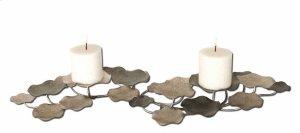 Lying Lotus Candleholder