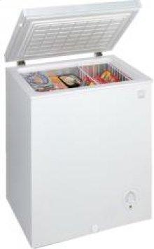 Model CF103 - 3.5 Cu. Ft. Chest Freezer