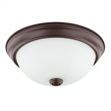 2 Light Ceiling Fixture