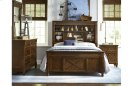 Big Sur by Wendy Bellissimo Vista Point Bookcase Bed Twin Product Image