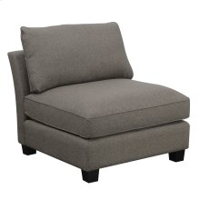 Armless Chair-brown Zw6380-6