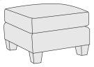 Larson Ottoman Product Image