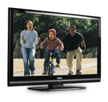 """52.0"""" diagonal 1080p HD LCD TV with SRT™ and ClearFrame™"""