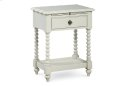 Inspirations by Wendy Bellissimo - Morning Mist Boutique Night Stand Product Image