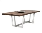 Ezra Dining Table - Brown Product Image