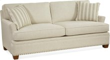 Greenwich Queen Sleeper Sofa with Nailheads