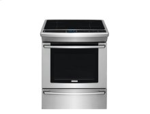 PRICED TO SELL - SAVE BIG: SHOWROOM DEMO FLOOR MODEL ELECTROLUX 30'' Induction Built-In Range with Wave-Touch® Controls / 6 MONTH FULL WARRANTY