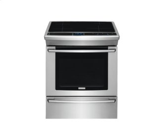 30'' Induction Built-In Range with Wave-Touch(R) Controls
