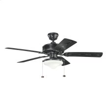 Renew Select Patio Collection Renew Select Patio Ceiling Fan In SBK SBK