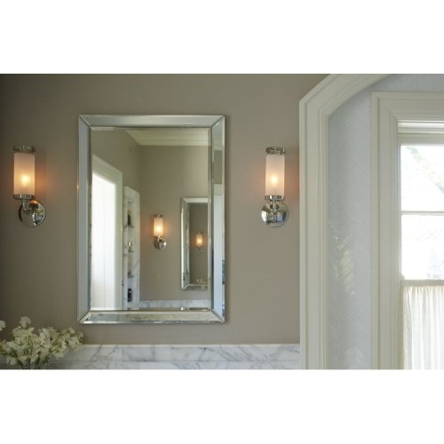 Wall Sconce - Nickel Silver
