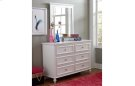 Academy - White Dresser Product Image