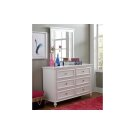 Academy - White Dresser Product Image