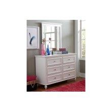 Academy - White Dresser