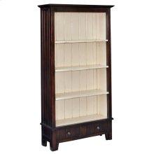 Henley 2 Drawer Bookcase