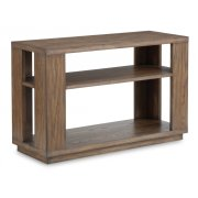 Maximus Sofa Table with Shelving Product Image