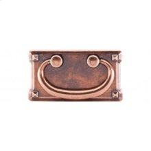 Mission Plate Pull 3 Inch (c-c) - Old English Copper