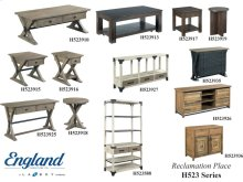 Reclamation Place Tables H523