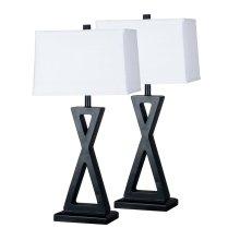 Logan - 2-Pack Table Lamps