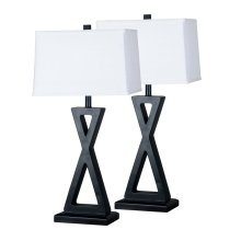 Logan - 2-Pack Table Lamps