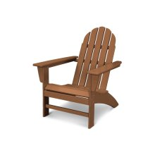 Teak Vineyard Adirondack Chair