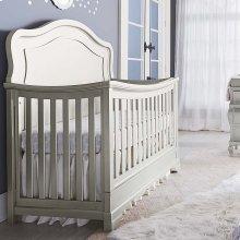 Vintage White Seraphina 4 in 1 Convertible Crib
