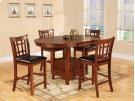 5 Piece Pub - Table With Four Pub Chairs Product Image
