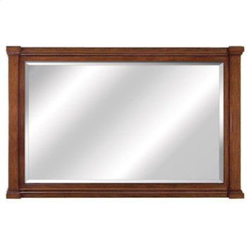 65 in Mirror Brown Color Product Image