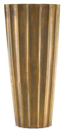 Sabine Large Fluted Vase
