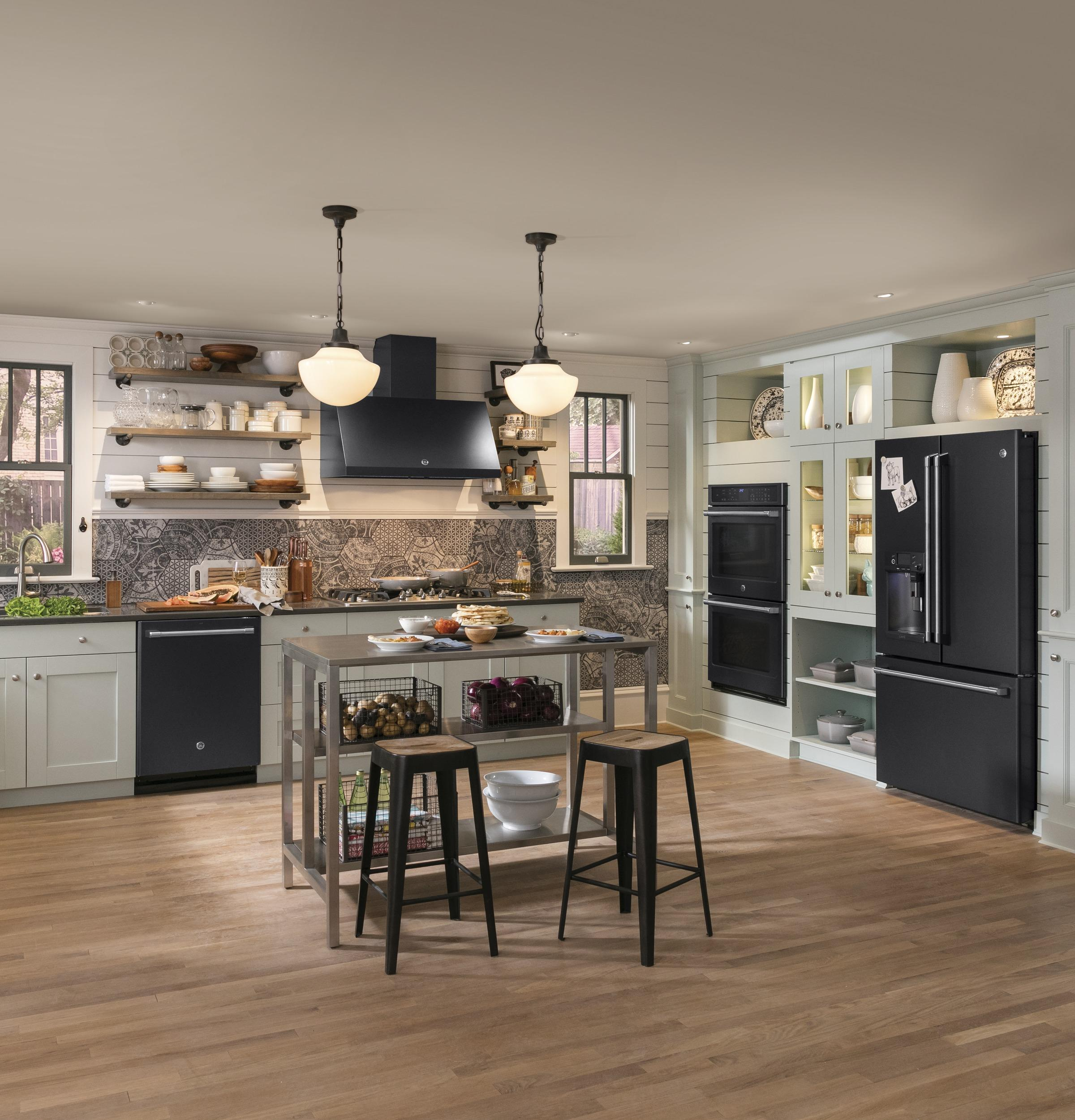 Additional GE Cafe™ Series ENERGY STAR® 22.2 Cu. Ft. Counter Depth