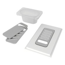 """Grating Kit For 16"""" And 18"""" ID Stainless Steel Sinks"""