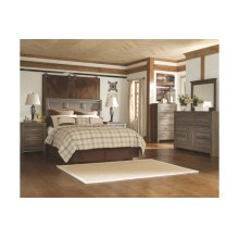 King Panel Bedroom Set