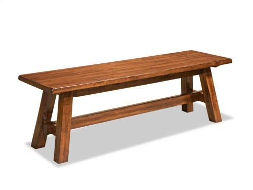 Timberline Backless Dining Bench