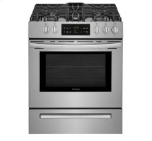 Frigidaire 30'' Front Control Gas Range with Air Fry