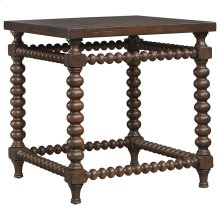 Balmanor End Table In Brown