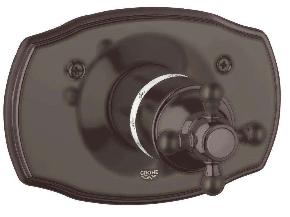 Geneva Thermostat Trim