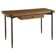 Desk with Forged Legs