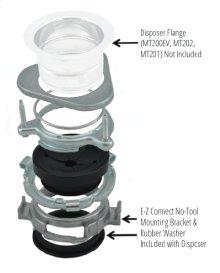 Universal Disposal Adapter - New Construction