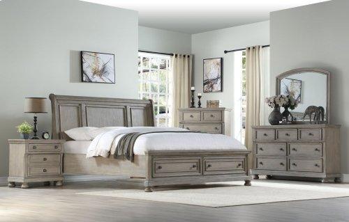Ashcott King Bed