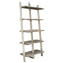 Waverly - Bookcase Frame - Sandblasted Gray Finish