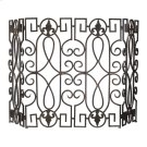Wrought Iron Fire Screen Product Image