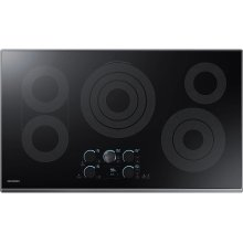 "36"" Electric Cooktop with Sync Elements"