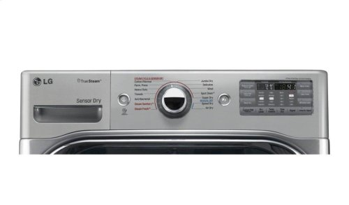 9.0 cu. ft. Mega Capacity Electric Dryer w/ TrueSteam®