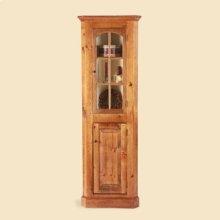 Glass Door Corner